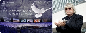 "The Armed Man – A Mass for Peace"" von Sir Karl Jenkins"