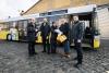 Verkehrsbetriebe begrüßen 500. neuen Busfahrer